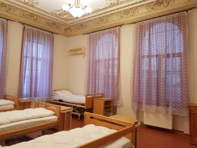 Salon spitalizare continua